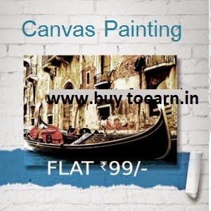 Fashionandyou: Buy Canvas Paintings Rs.94