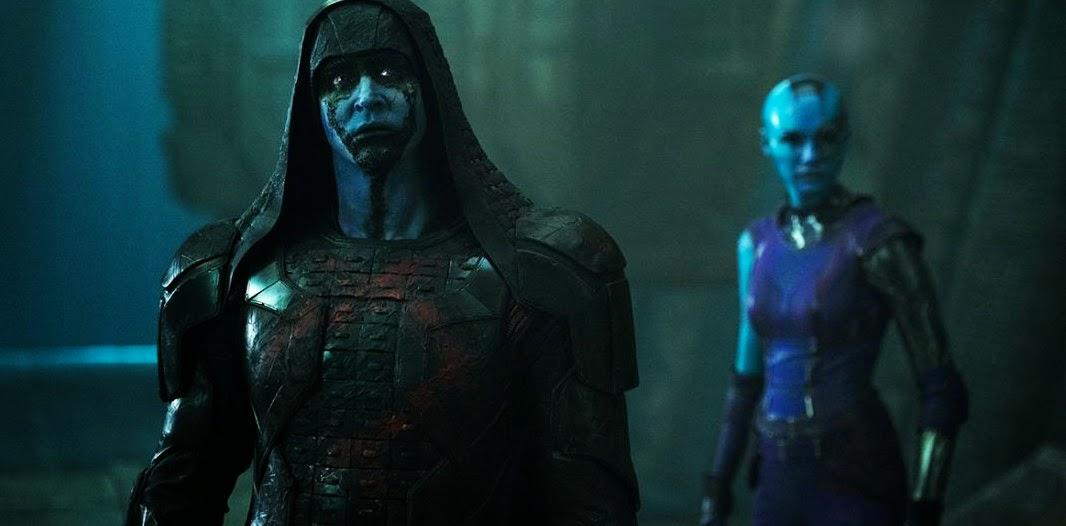 Cena estendida, featurette IMAX e pôster inédito de Guardiões da Galáxia, com Chris Pratt e Benicio del Toro