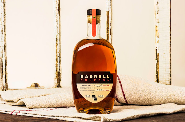 Packaging design inspiration #18 - Barrell Bourbon
