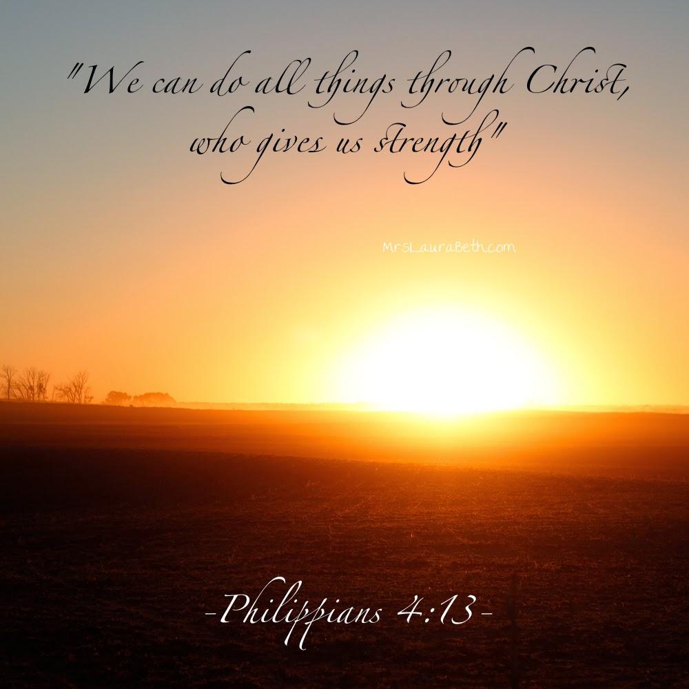 jesus, philippians, Christ, Phil 4:13,