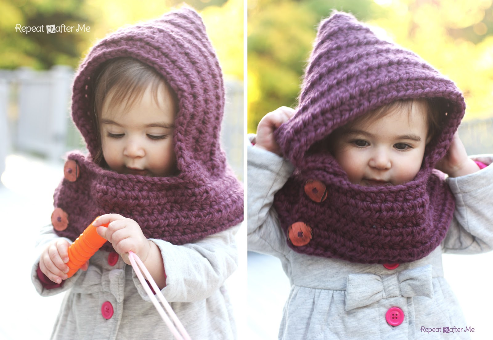 Free crochet patterns for hooded cowls manet for hooded crochet cowl with lion brand thick quick yarn free crochet patterns bankloansurffo Gallery