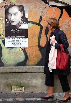 Lucia Stanizzo affiche datant de 2008