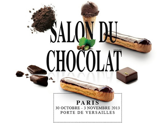 Breaking News - Salon du Chocolat Paris 2013