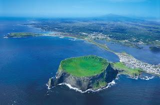 Jeju, una maravilla de la naturaleza en Corea del Sur
