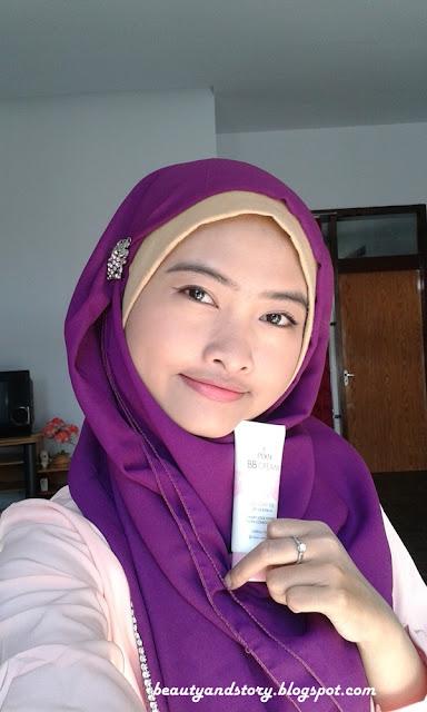 Beauty Amp Story Review PIXY BB Cream Bright Fix Ochre