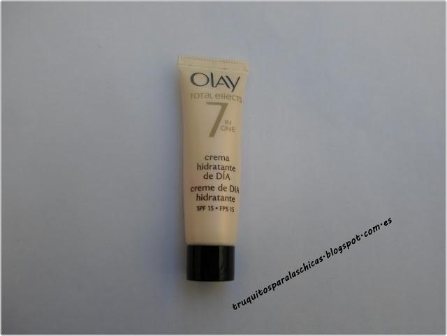 Crema Hidratante de día OLAY Total Effects SPF15