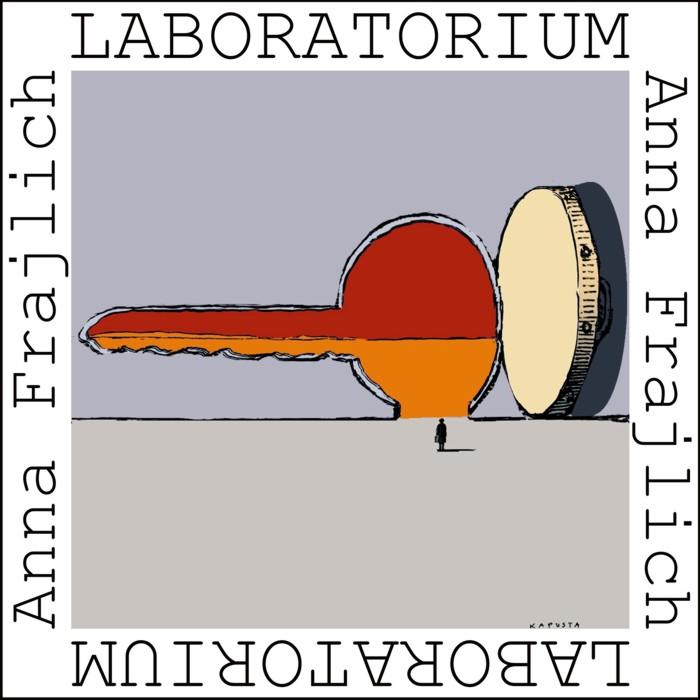 """""""Laboratorium"""" (wydanie 3, rozszerzone) Anna Frajlich"""
