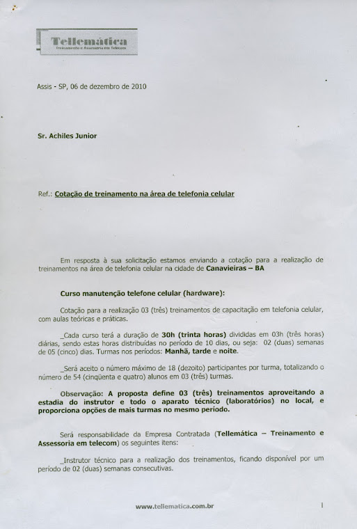 BUSCA DE QUALIFICAÇÃO
