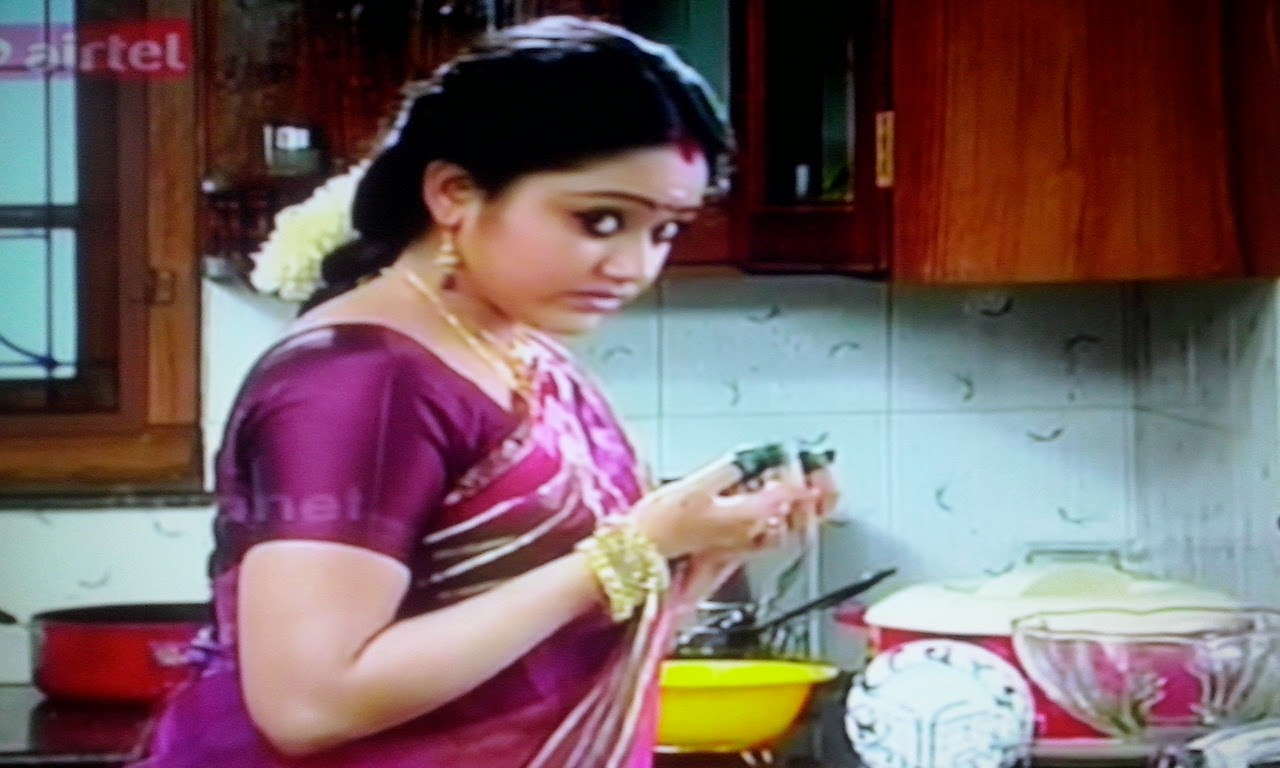 Chandanamazha Amrutha Birthday Episode