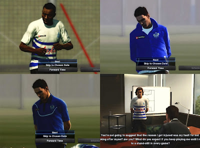 Download FL Training Kits QPR PES 2013