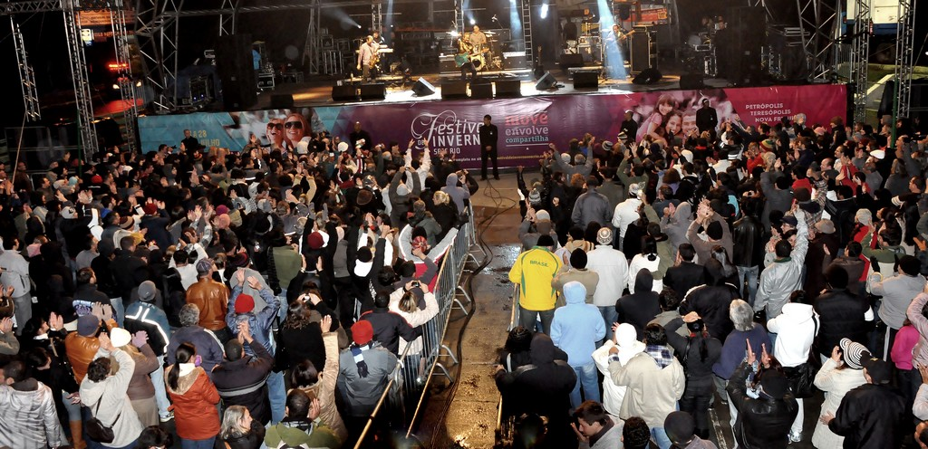 Festival de Inverno se despede de Teresópolis
