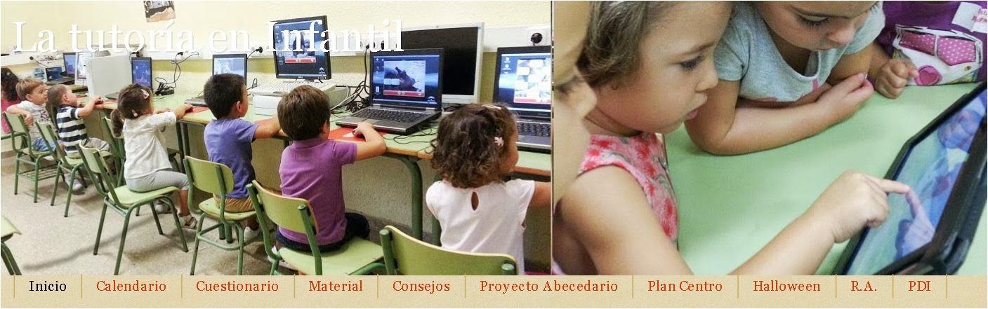 La Tutoría en Educación Infantil