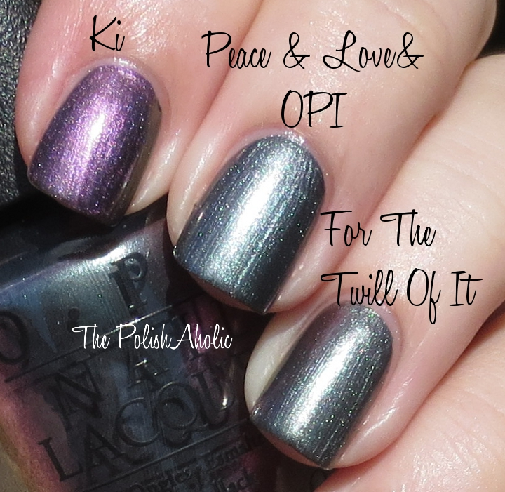 The PolishAholic: Fall 2013 OPI, China Glaze, Zoya & Essie Comparisons