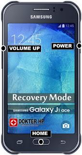 Cara Masuk Recovery Mode Samsung Galaxy J1 Ace