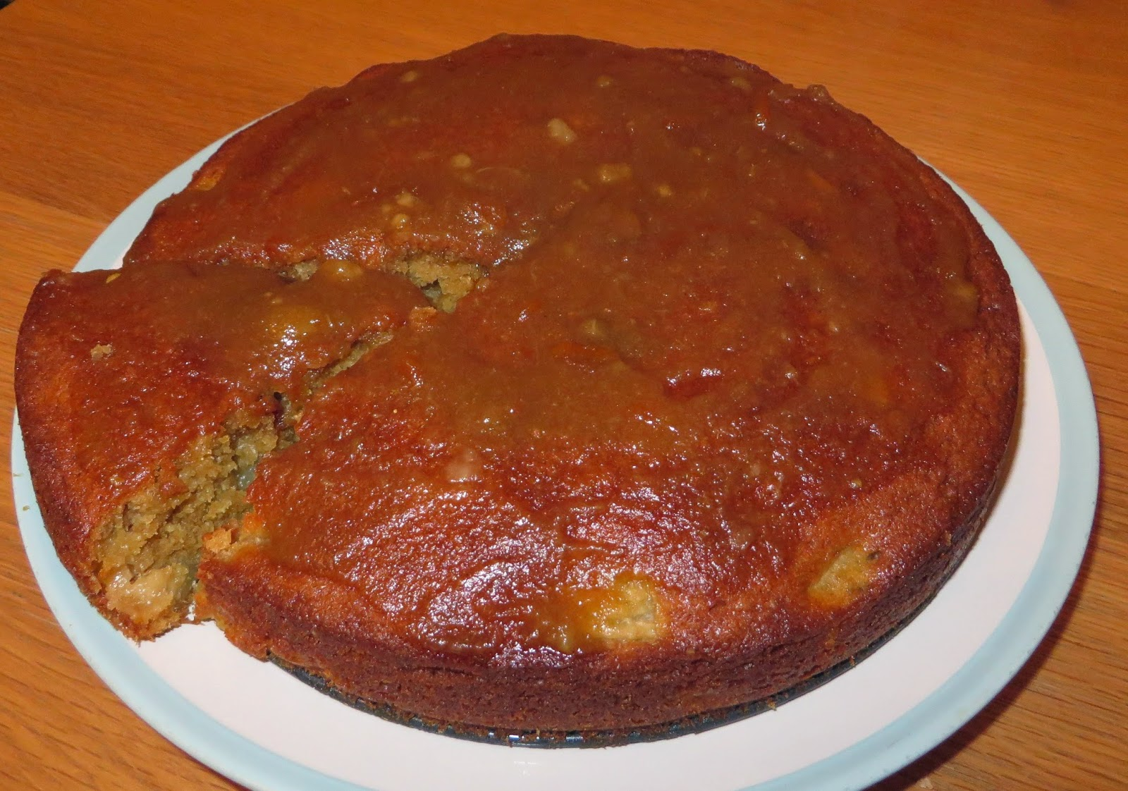 Pear and Ginger Cake, Pear and Ginger Glaze Cake, Easy, Baking, Cake, Recipe, Erins Ever After