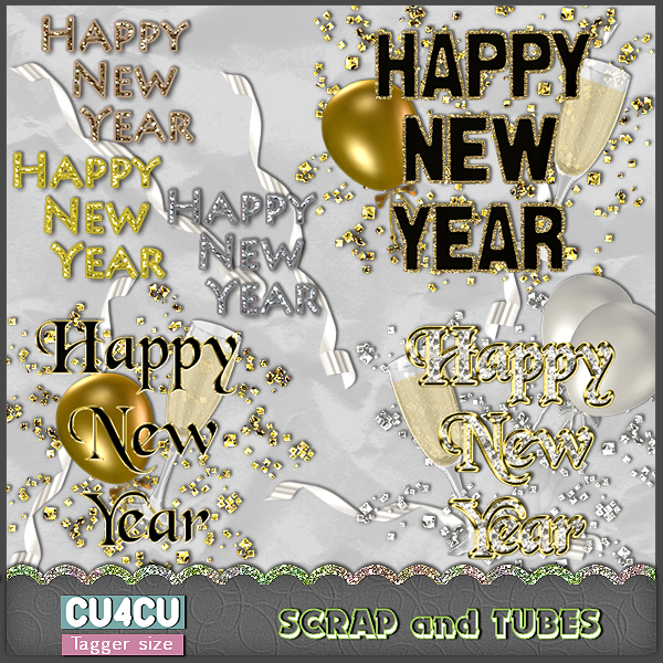 New Year Wordart (CU4CU) .New%2BYear%2BWordart_Preview%2B_Scrap%2Band%2BTubes
