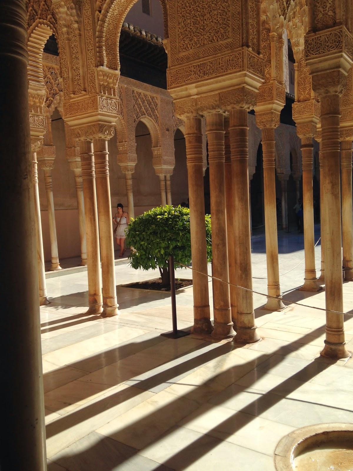 Tocho t8 arquitectura y naturaleza en la arquitectura for Arquitectura islamica