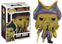Funko Pop! Davy Jones