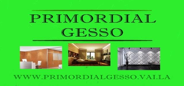 PRIMORDIAL GESSO