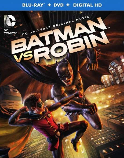 Batman Vs. Robin (2015) [BrRip 720p] [Latino]