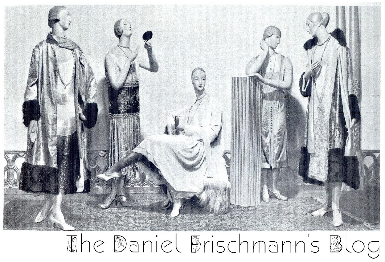 The Daniel Frischmann&#39;s Blog