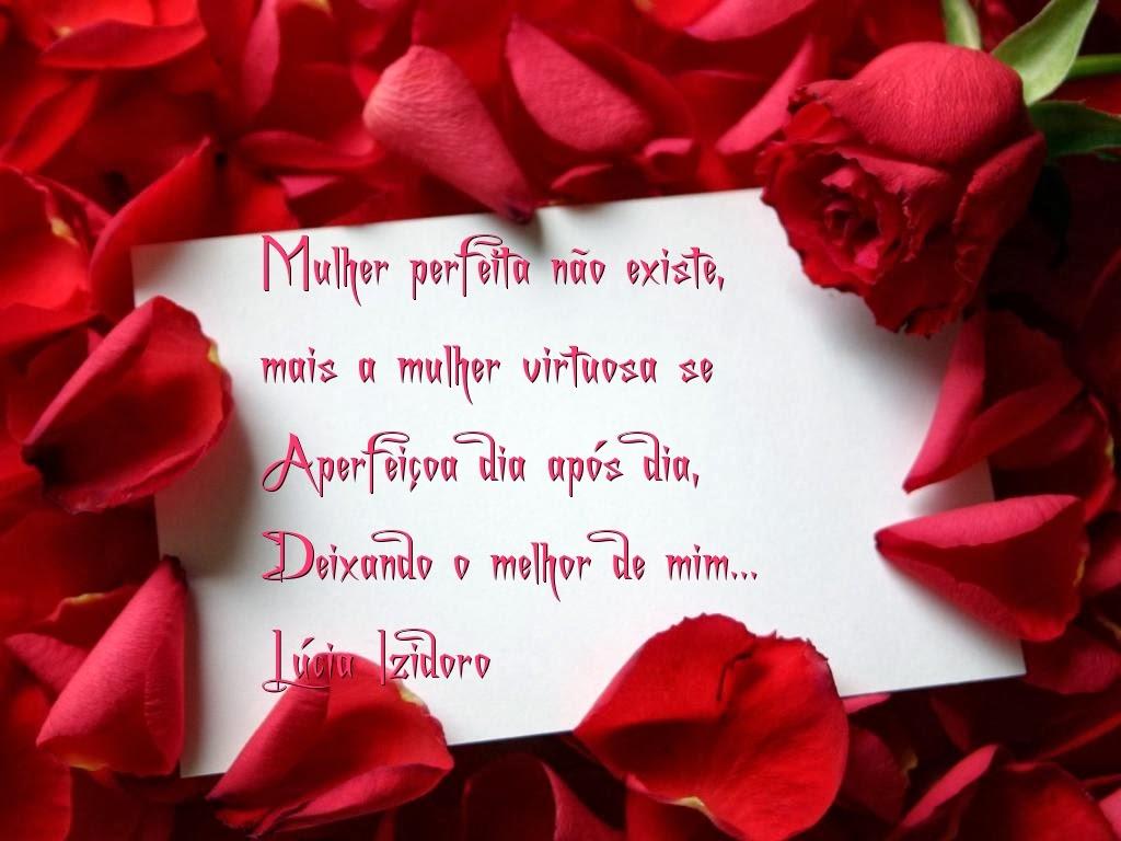 O blog da Mulher Virtuosa deseja a todas as mulheres...Parabéns pelo nosso dia!!!