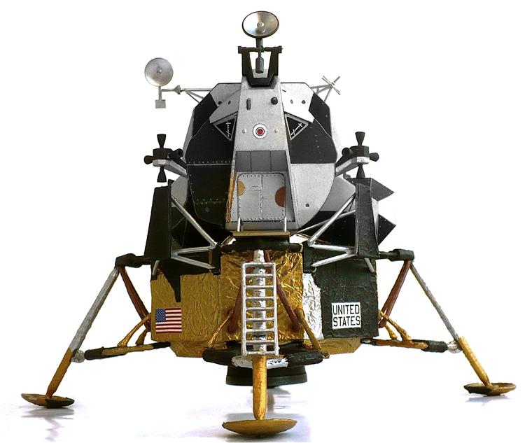 apollo lunar module design - photo #48