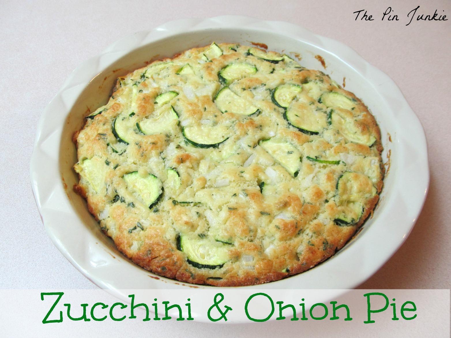 zucchini onion pie zucchini biscuit pie crustless zucchini pie ...