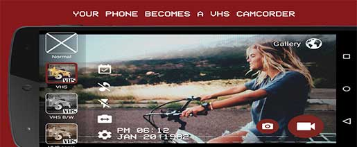 VHS Camera Recorder Apk v1.2.2