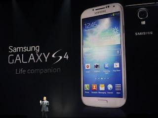 Galaxy S4 é lançado pela Samsung