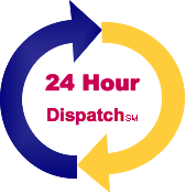 CLICK HMT'S DISPATCH ICON