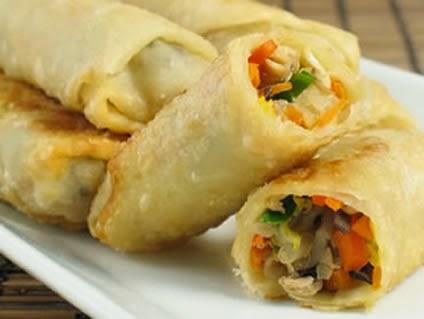 Resep Pastel Goreng Ayam Jamur Enak Gurih!