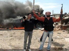 """Exército """"Livre"""" da Síria?"""