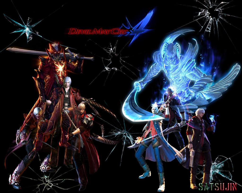 Devil May Cry HD & Widescreen Wallpaper 0.767723190370551