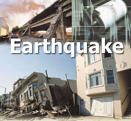 My encounter with Earthquakes
