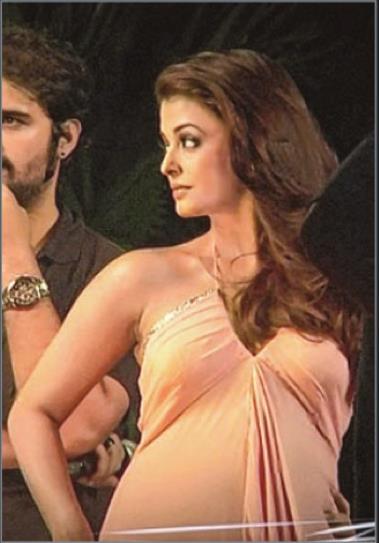 , Aishwarya Rai Latest Pics - 6 Months Into Pregnancy