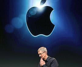 Iphone 5. apple tim cook