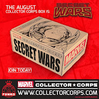 Collectors Corps Secret Wars
