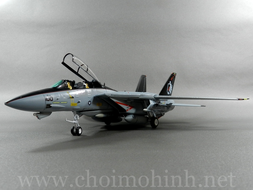F-14A Tomcat US Navy Black Knights 1:72 Witty Wings