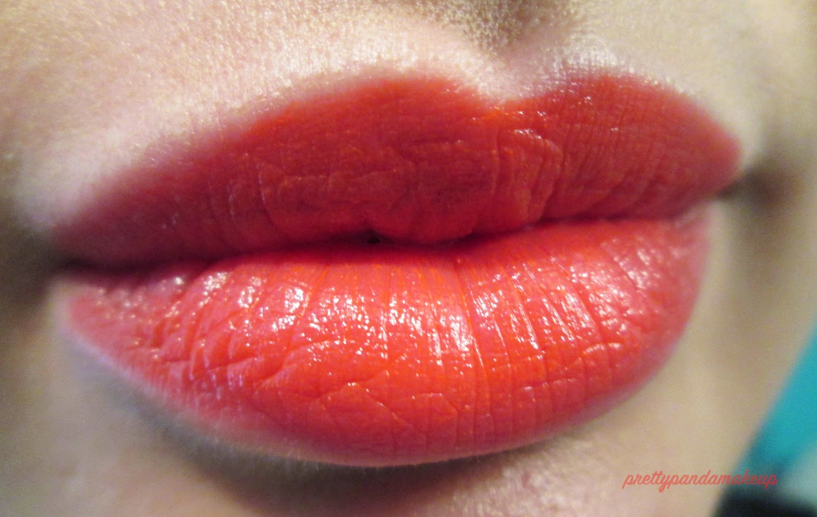 Revlon HD lipstick in Geranium