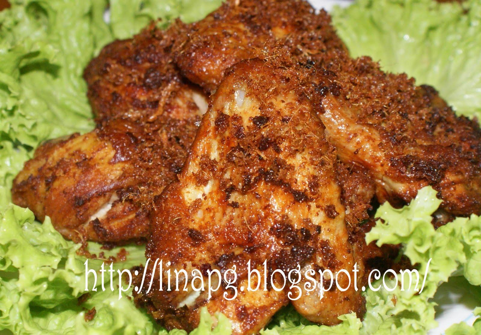 Nasi Kukus Ayam Goreng Berempah - TERATAK MUTIARA KASIH