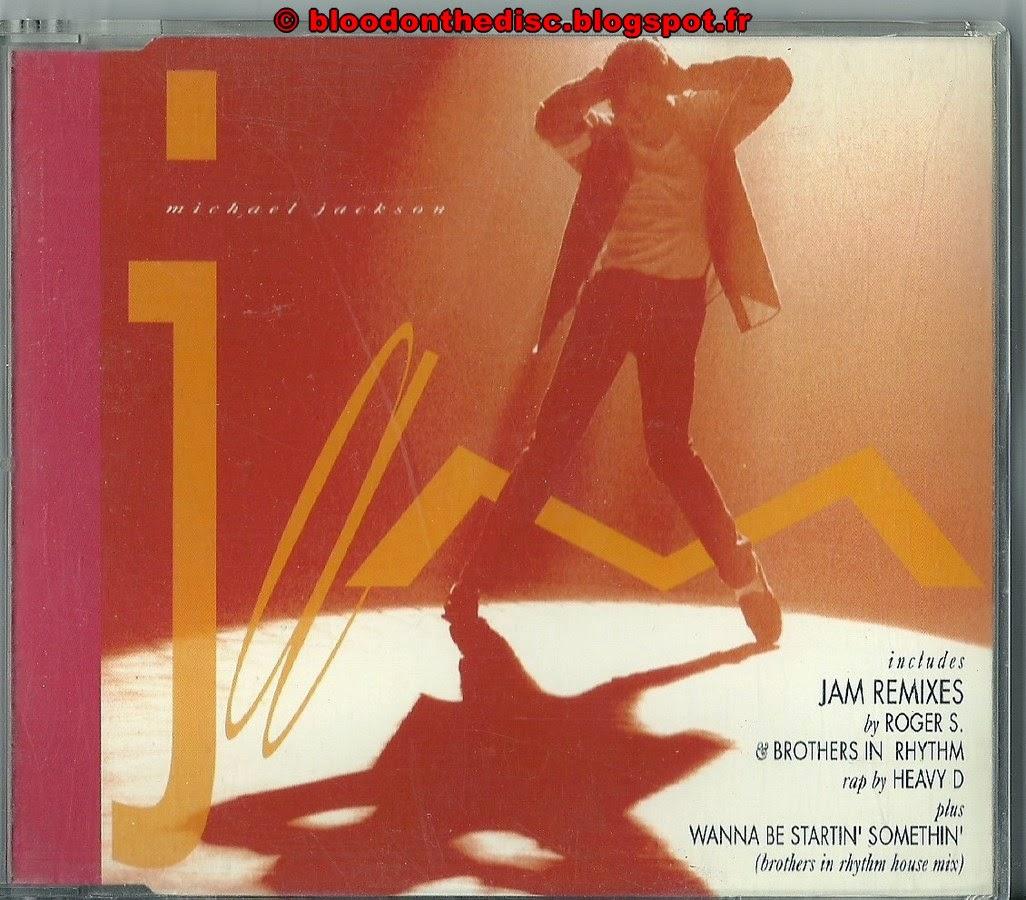 Jam Maxi CD Single #1 Pochette
