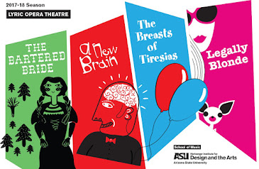 THIS MONTH'S SITE SPONSOR: ASU Lyric Opera Theatre presents...