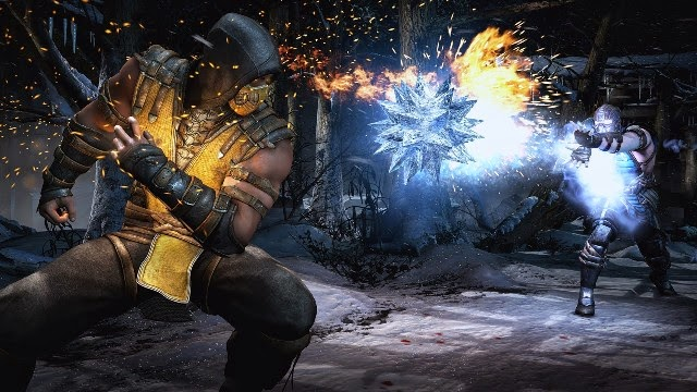 Mortal Kombat X PC Games Screenshots
