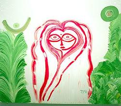 Mamata Banerjee's Painting