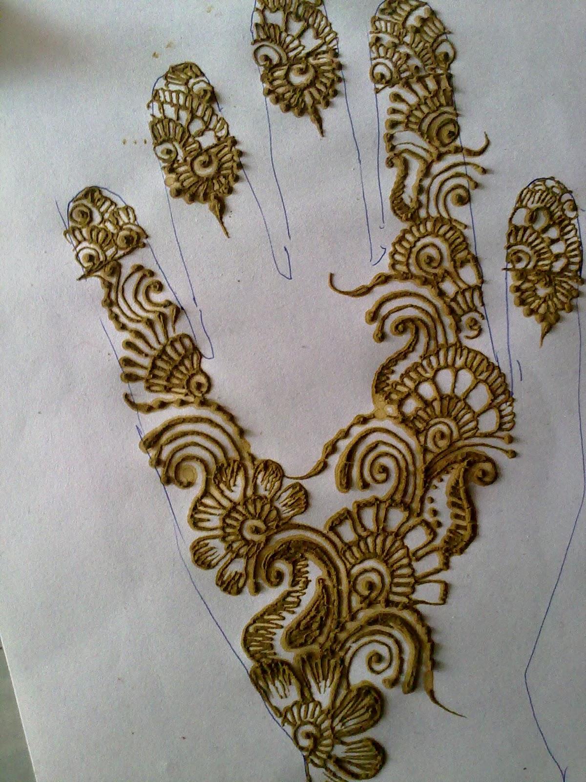 Indianmahendiart New Mahendi Designs