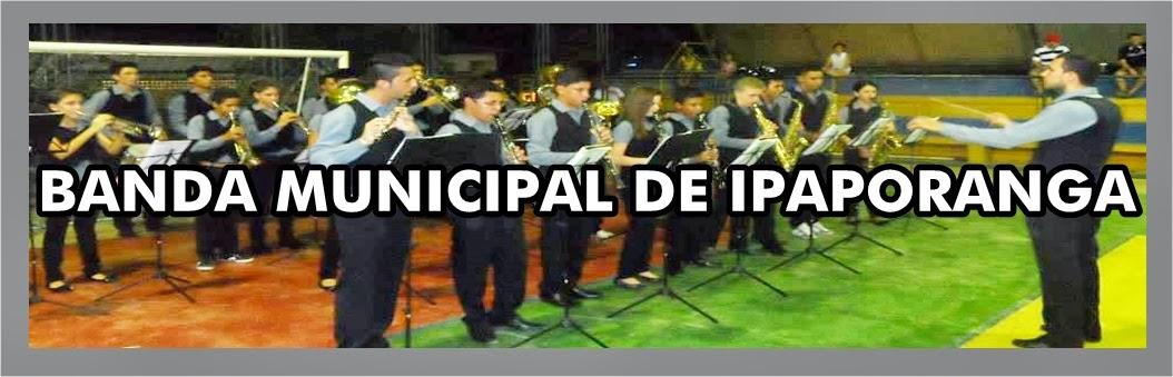 Banda Municipal de Ipaporanga