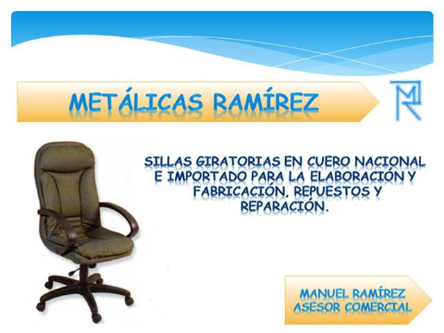 Metálicas Ramírez