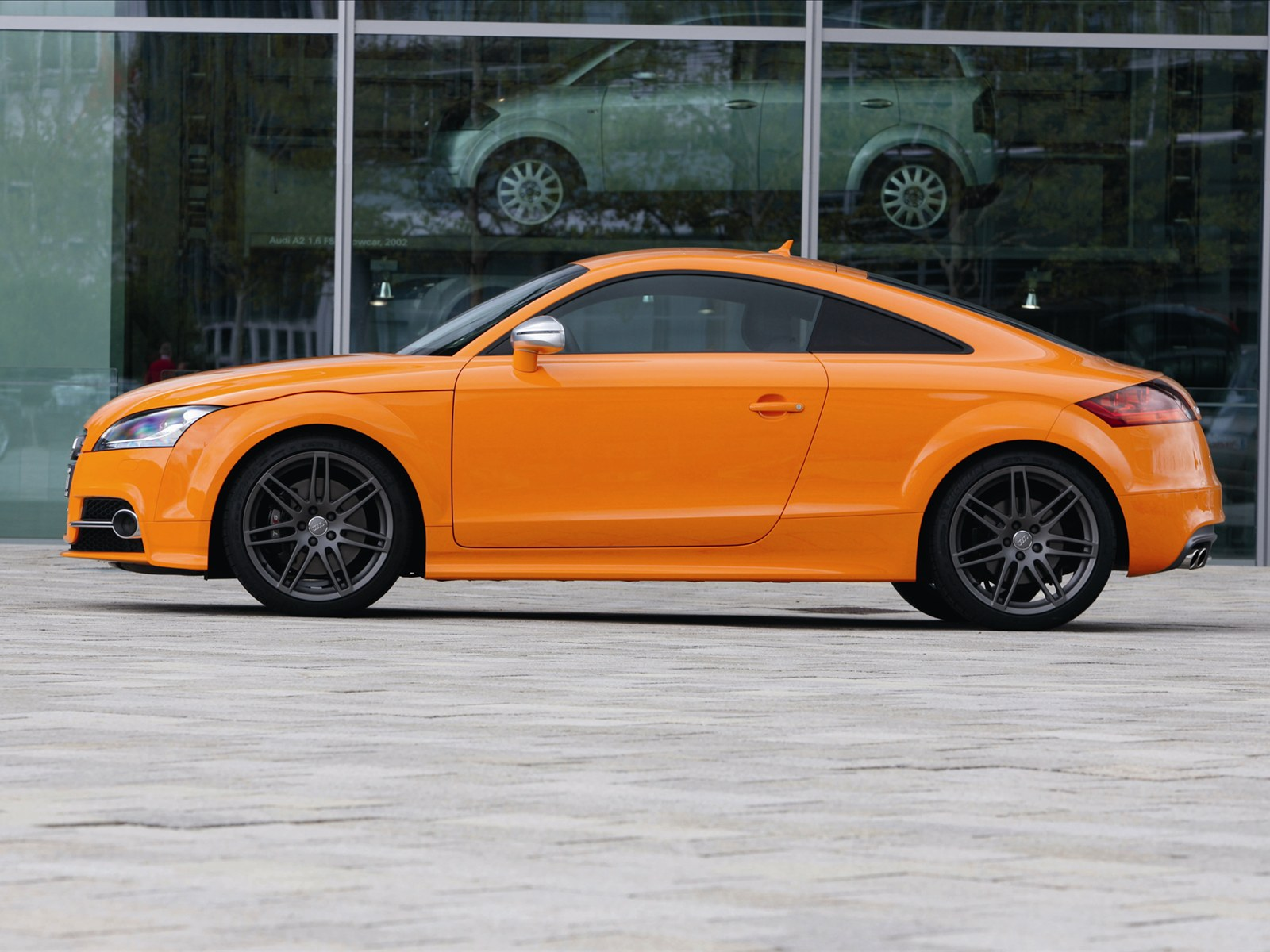 audi tts coupe 2011 - photo #7