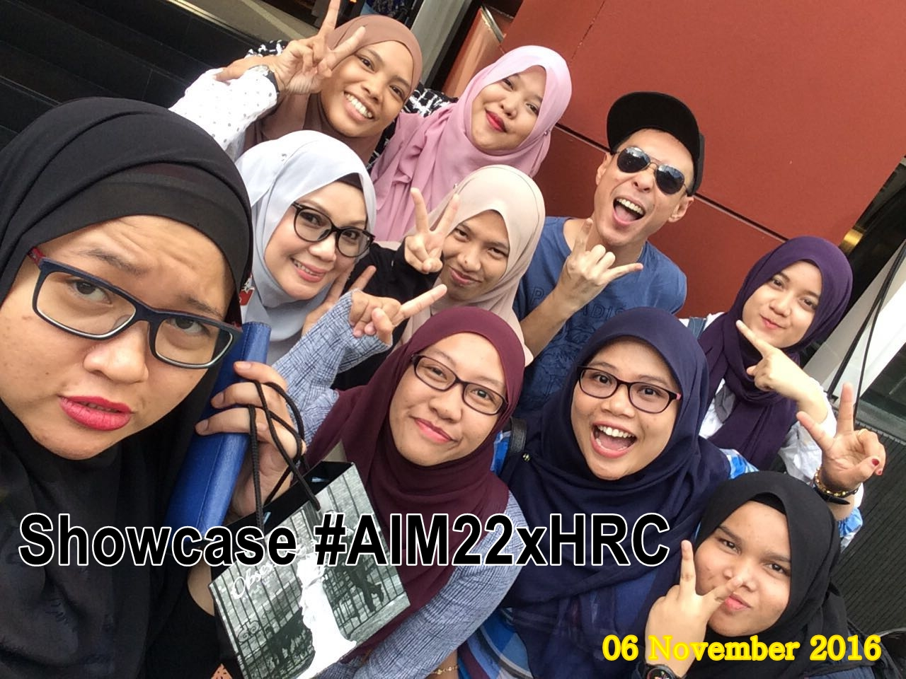 Showcase #AIM22xHRC (Team Beby)